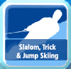 3-Event Water Skiing